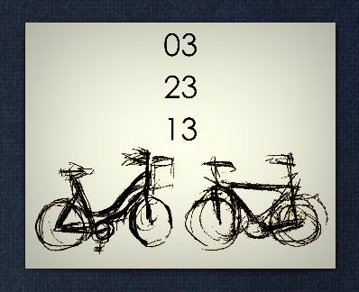 Bicycle themed bridal shower kristen archer bicycleweddinginvitation filmwisefo